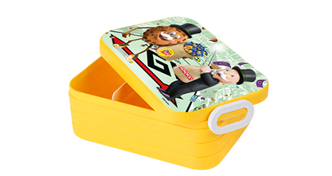 Chipsmore Lunch Box